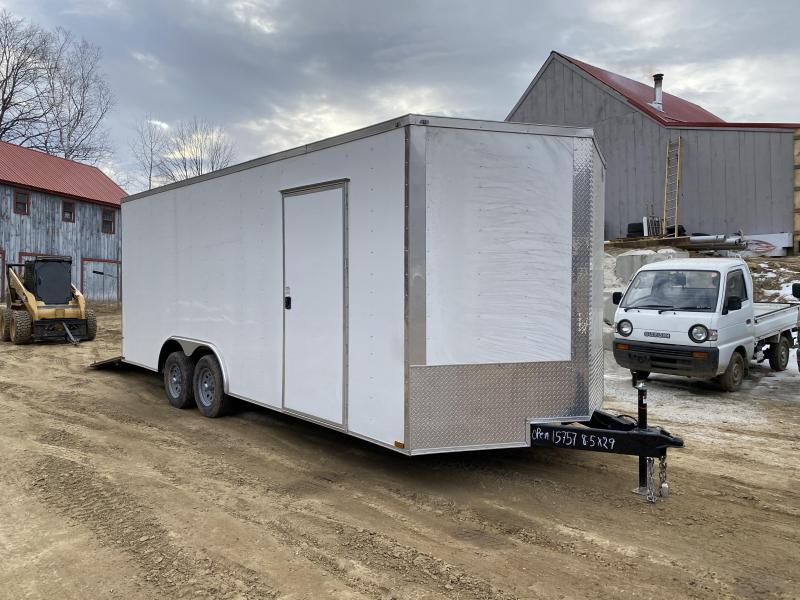 2020 Quality Cargo 8.5x20 7k GVW EXTRA HEIGHT Enclosed Cargo Trailer