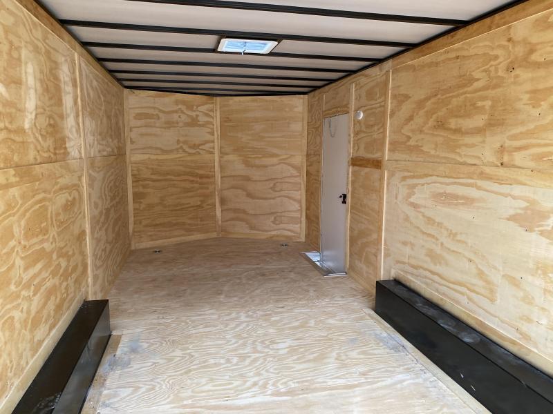 2020 Quality Cargo 8.5x20 7k GVW EXTRA HEIGHT Enclosed Cargo Trailer