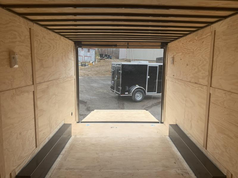2020 Quality Cargo 8.5x16 WALK ON ROOF PACKAGE Enclosed Cargo Trailer