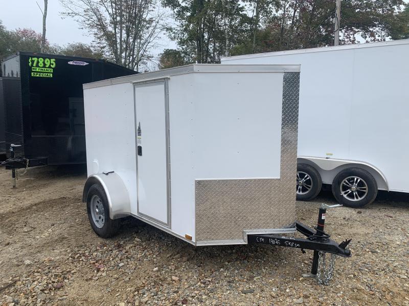 2020 Quality Cargo 5x8 rear ramp side door Enclosed Cargo Trailer