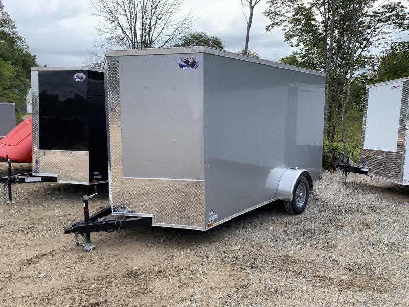 2020 Quality Cargo 7X12 EXTRA HEIGHT Enclosed Cargo Trailer