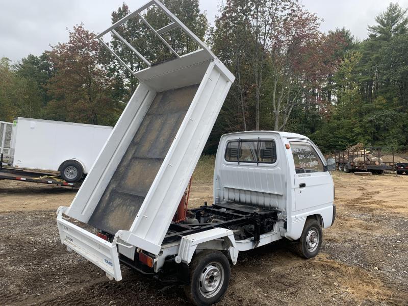 1991 Suzuki Carry DUMP BODY MINI TRUCK