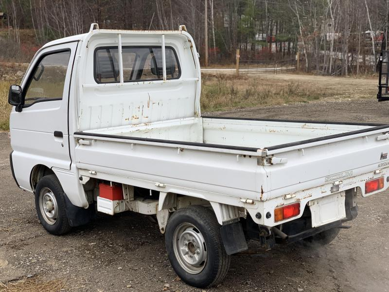 1994 Mazda SCRUM 4X4 DIFF LOCK ROAD LEGAL MINITRUCK Truck