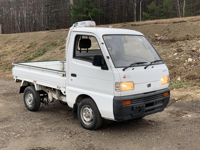 1994 Mazda SCRUM 4X4 DIFF LOCK ROAD LEGAL MINITRUCK Truck