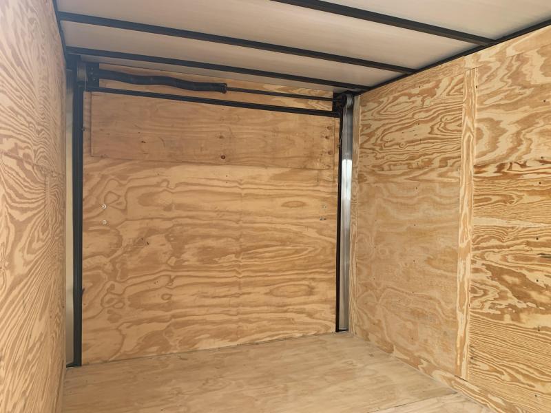 2019 Quality Cargo 7X12 Enclosed Cargo Trailer