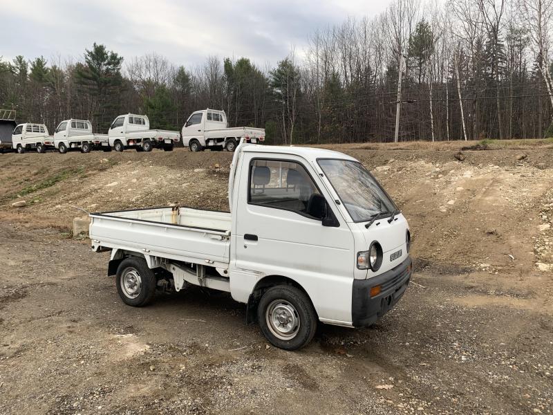 1992 Suzuki Carry 4x4 MiniTruck Street Legal Truck