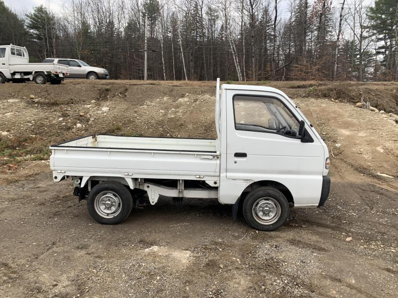 1992 Suzuki Carry 4x4 MiniTruck Street Legal Truck