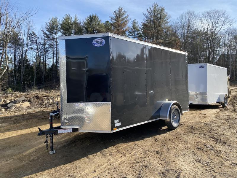 2020 Quality Cargo 6x12 Enclosed Cargo Trailer