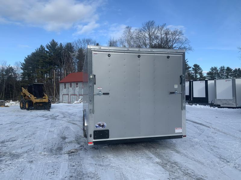 2020 Quality Cargo 8.5x20 9990GVW Extended tongue Extra Height Enclosed Cargo Trailer