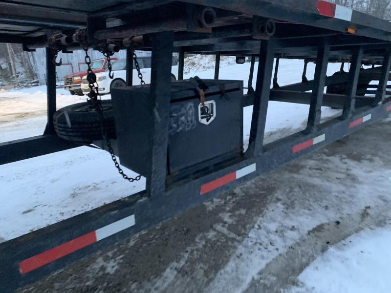 1996 Take 3 Trailers 56' car/trailer hauler wedge Trailer