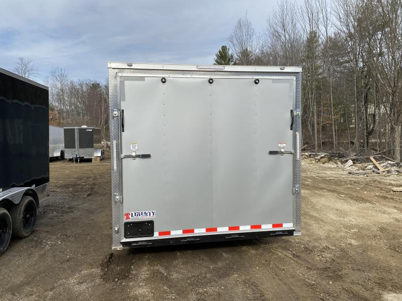 2020 Freedom Trailers 8.5X24 EXTRA HEIGHT 9990GVW Enclosed Cargo Trailer