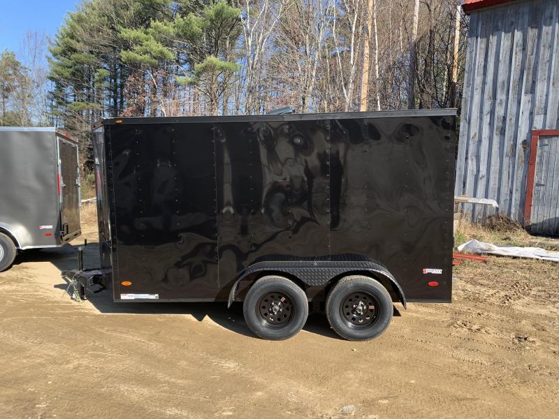 2020 Freedom Trailers 6X12TA RAMP BLACKOUT Enclosed Cargo Trailer