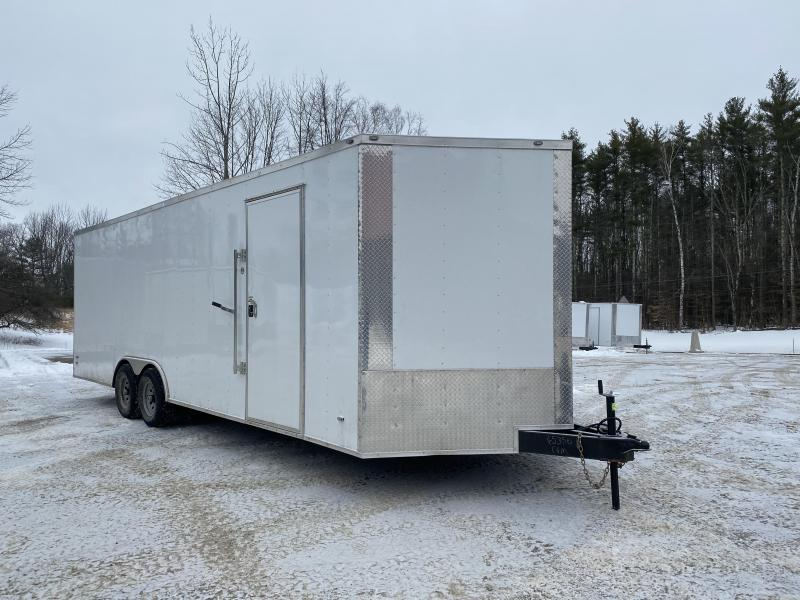 2020 Freedom Trailers 8.5x24 9990GVW 7ft interior height Enclosed Cargo Trailer