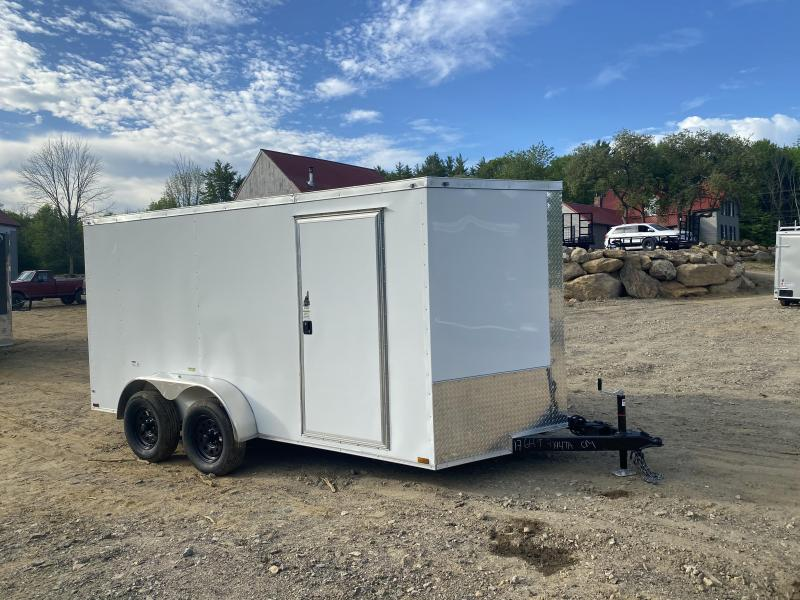 2020 Quality Cargo 7X14 DUAL AXLE ADVANCED PACKAGE Enclosed Cargo Trailer