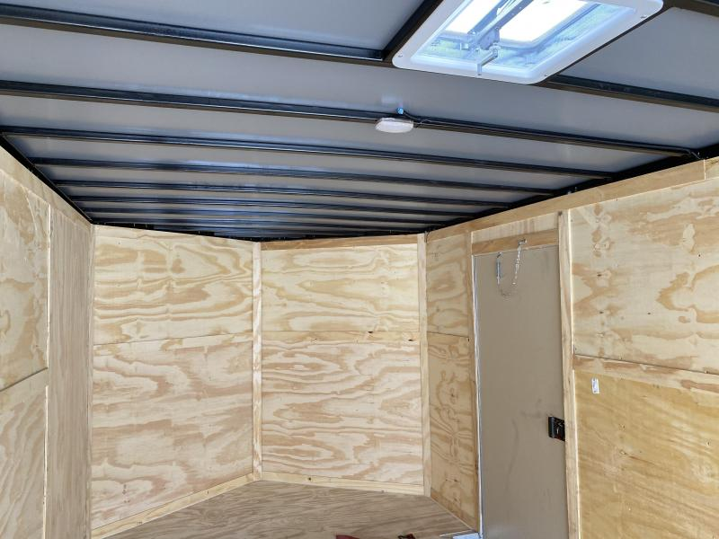 2020 Freedom Trailers 8.5x20 5200lb axles 7ft interior height Enclosed Cargo Trailer