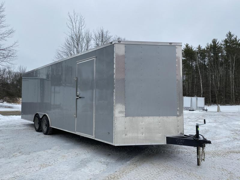 2020 Freedom Trailers 8.5x24 Enclosed Cargo Trailer