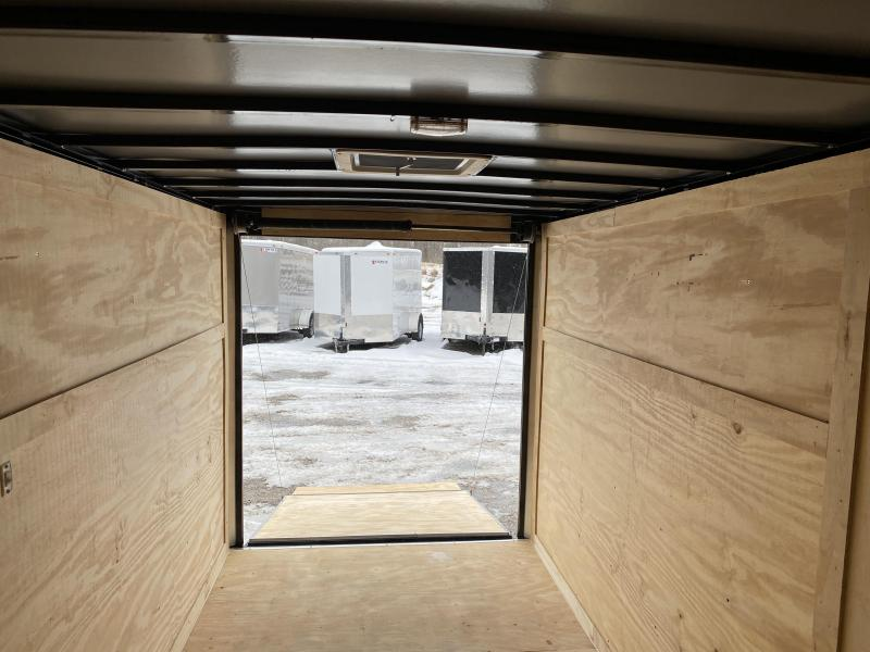 2020 Freedom Trailers 6X12 BLACKOUT RAMP Enclosed Cargo Trailer