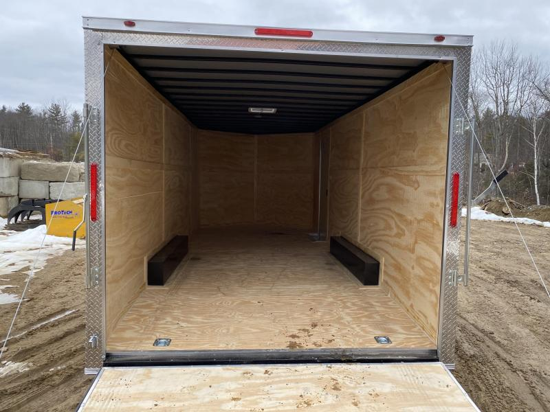 2020 Freedom Trailers 8.5x20 7ft interior height 9990GVW Enclosed Cargo Trailer