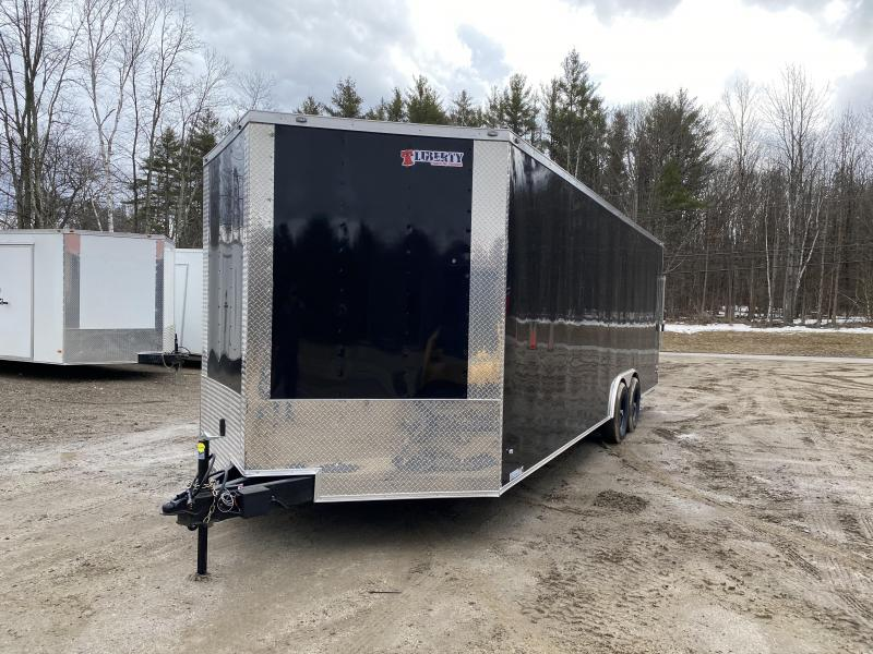 2020 Freedom Trailers 8.5x24 9990GVW EXTRA HEIGHT Enclosed Cargo Trailer