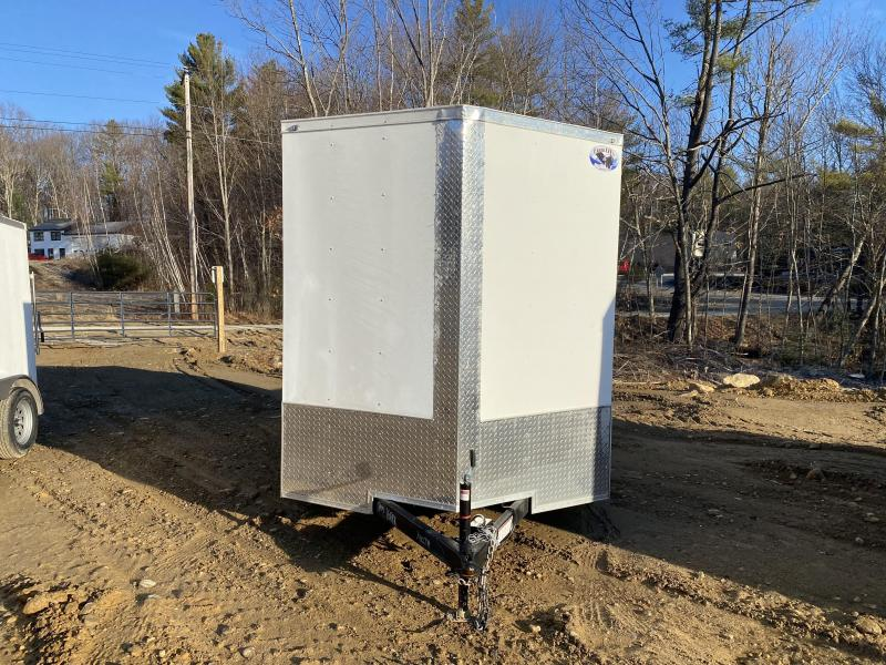 2020 Quality Cargo 7X12 12INCHES EXTRA HEIGHT Enclosed Cargo Trailer