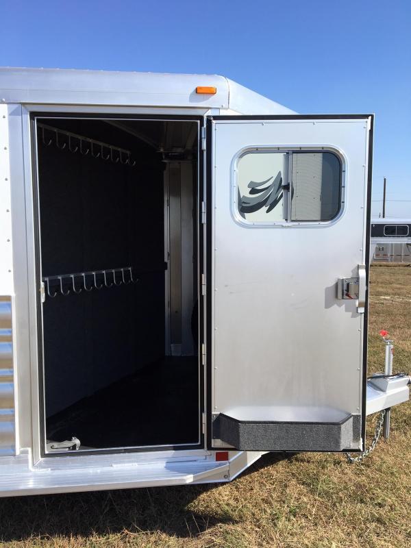 2020 Platinum Coach 3H Bumper Pull Horse Trailer