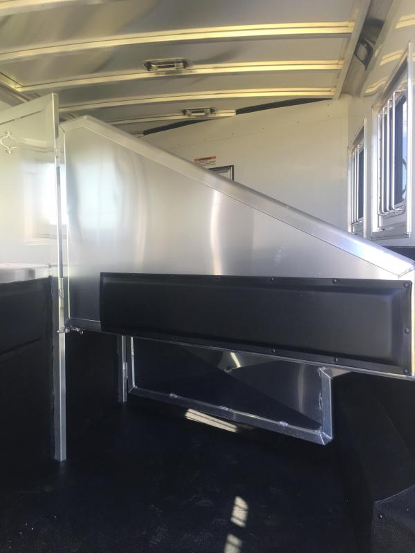 2019 Exiss Trailers Endeavor 8310 3 Horse Trailer
