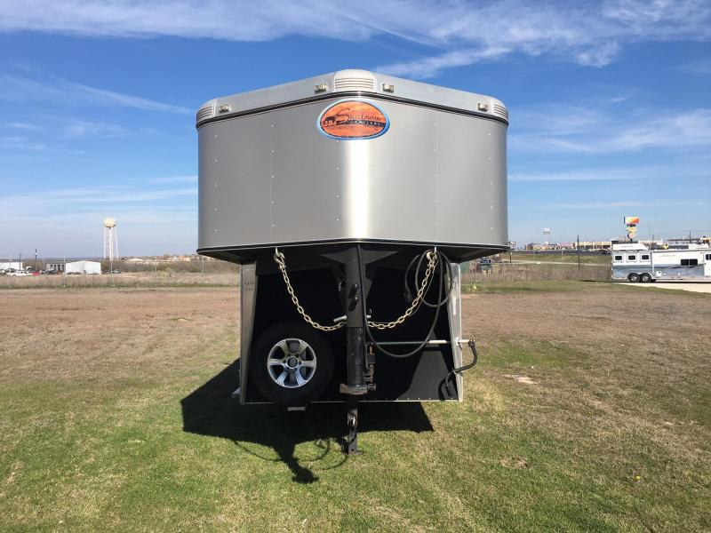 2015 Sundowner Trailers 3 Horse with a Rear Ramp Horse Trailer