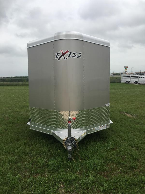 2020 Exiss Trailers Express 2 Horse Bumper Pull CXF Horse Trailer