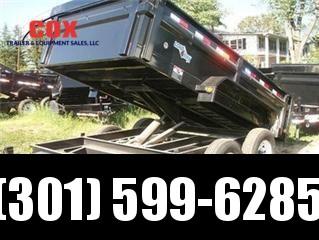 2017 Load Max 12 Heavy Duty Dump Trailer