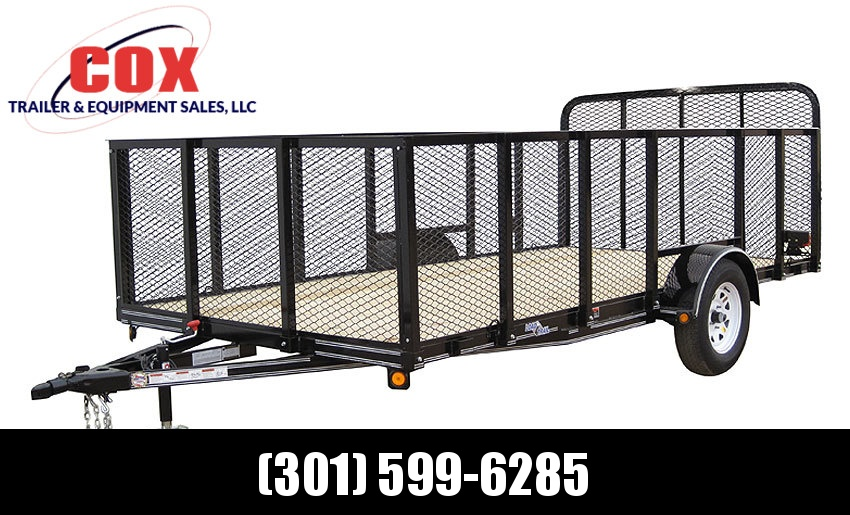 "2018 Load Trail 83"" X 12' Single Axle Landscape Utility Trailer"