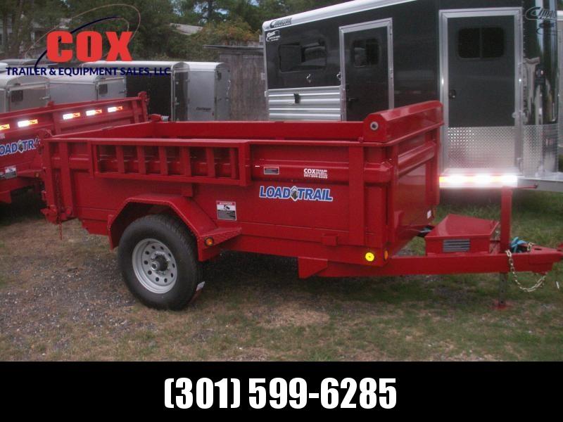 2017 Load Trail SPECIAL 5X 10 DUMP 7000AXLE Dump Trailer