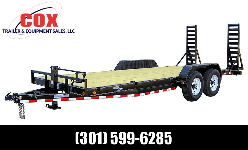 "2019 Load Trail 83"" X 24' Tandem Axle Carhauler Car / Racing Trailer"