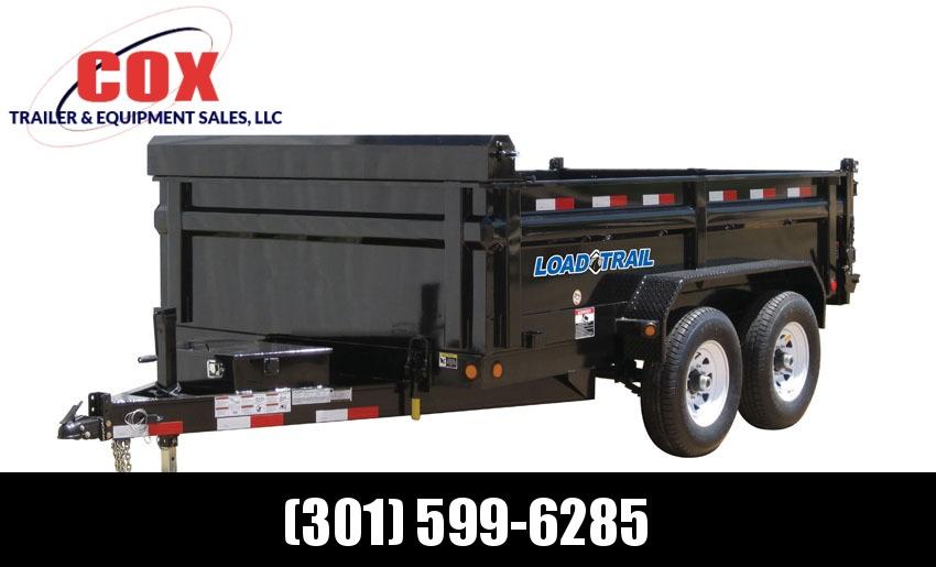 "2018 Load Trail 72"" X 12' Tandem Axle Dump Dump Trailer"