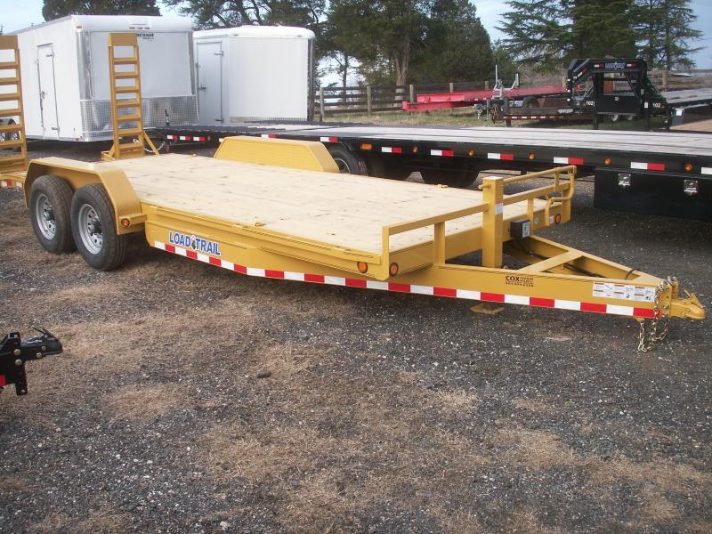 2020 Load Trail COX SPECIAL EQUIPMENT TRAILER Equipment Trailer