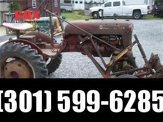 1995 Farmall Cub Tractor