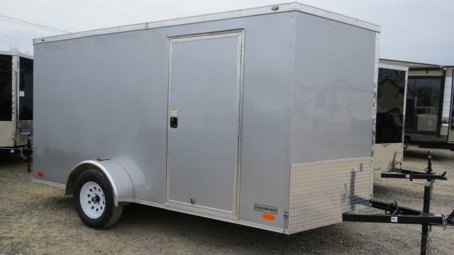2019 Nexhaul  7x12 ENCLOSED CARGO TRAILER