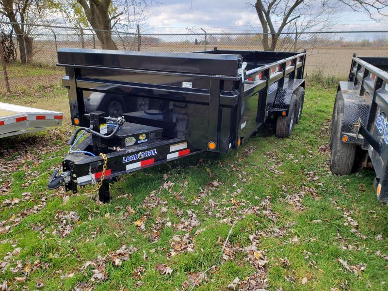 New 83X16 14K Dump Deluxe Model W/ Drop Axles