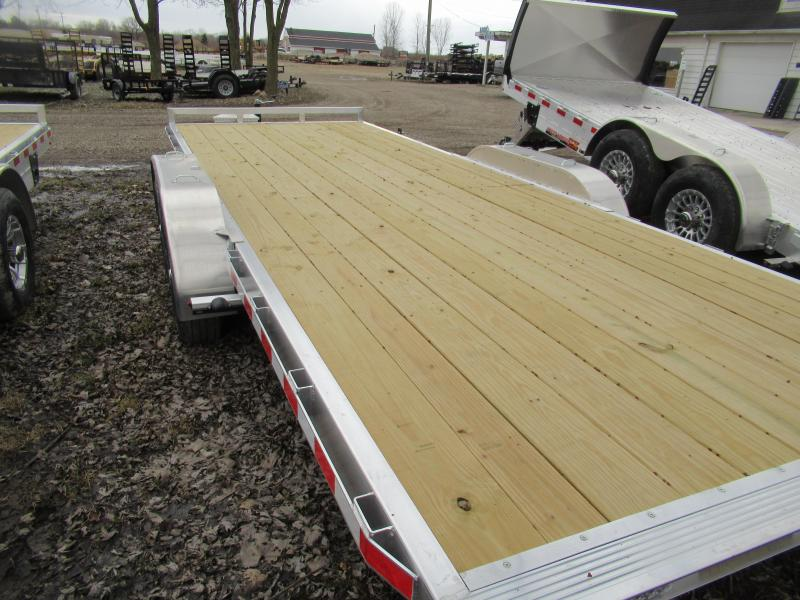 New H&H 20' 10k Tilt Bed Car Hauler Trailer