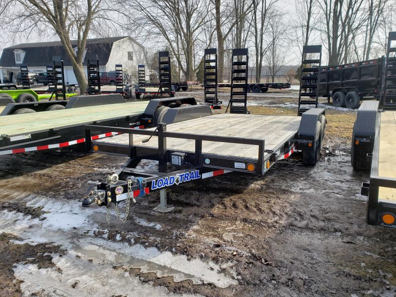 New 16' 10K Load Trail Equipment Trailer