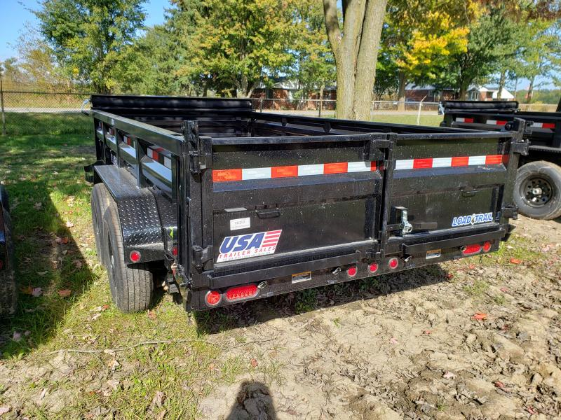 Load Trail 83X14 14K Dump Trailer Loaded Check It Out!!!