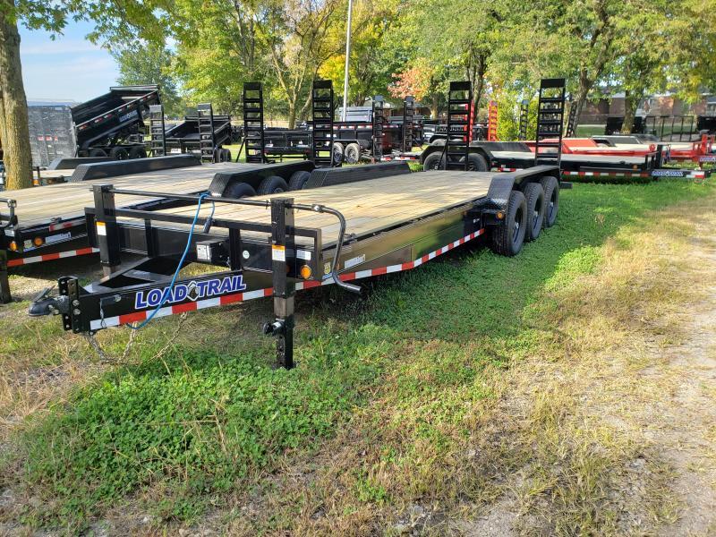 2019 Load Trail 83X24' Triple Axle Equipment Trailer