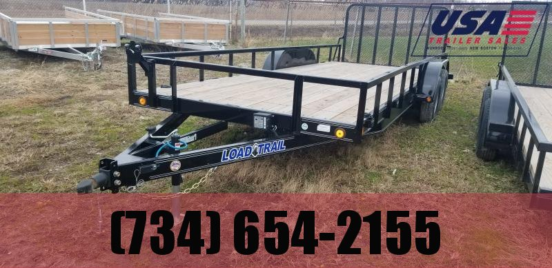 New Load Trail 20' 7K Landscape Trailer