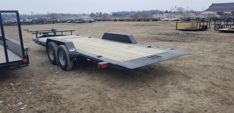 2020 Load Trail 83x20 Tilt Deck Trailer Check It Out!!!