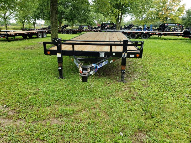 New 20' 14K Deck Over Flatbed By Load Trail
