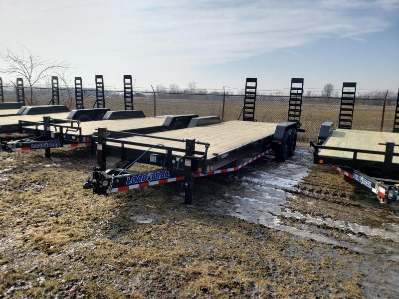2019 Load Trail 24'  14K Equipment Trailer