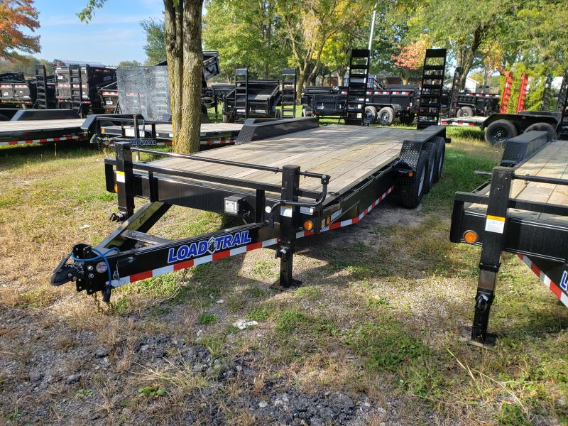 2019 Load Trail 83X22' Triple Axle Equipment Trailer