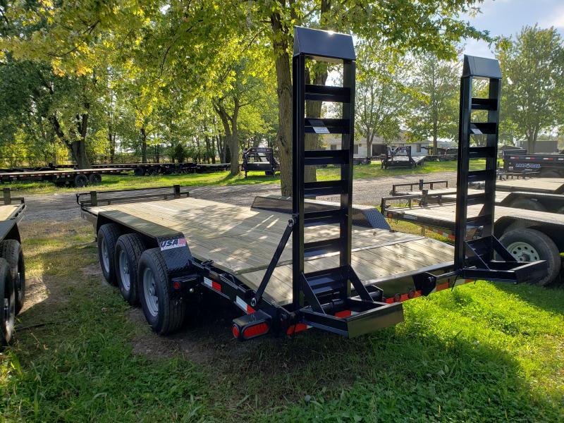 2019 Load Trail 83X22' Triple Axle Equipment Trailer