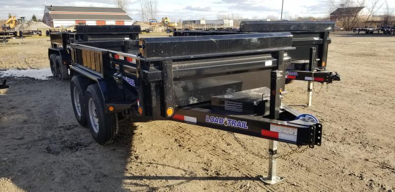 New 6x10 10K Load Trail Dump Trailer