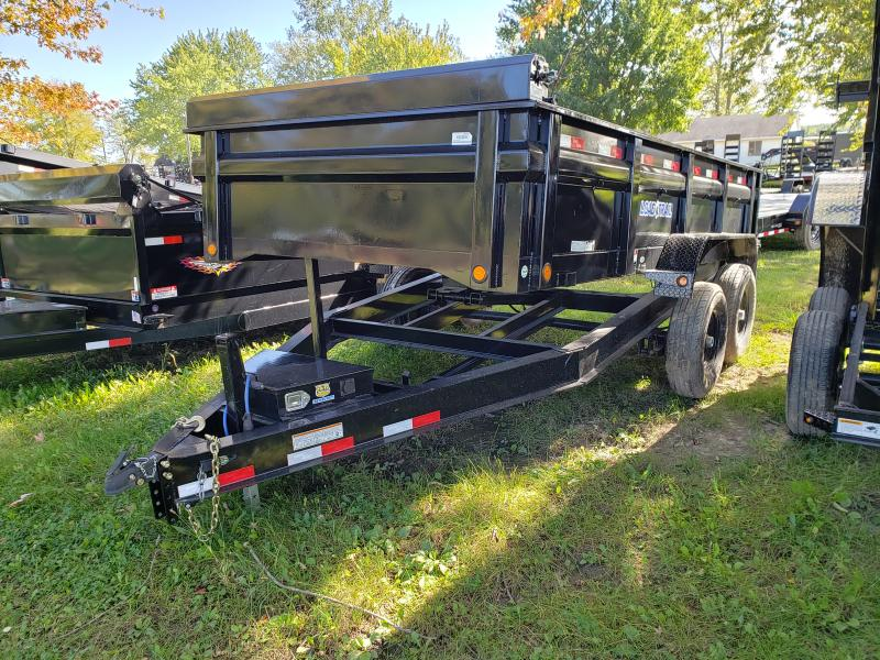 2019 Load Trail 83X14 BASE MODEL DUMP 14K Dump Trailer