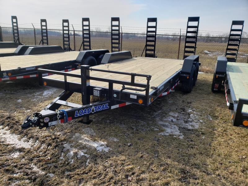 Load Trail 18' 14K Equipment Trailer